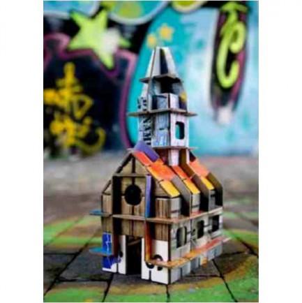PUZZLE 3D CITY