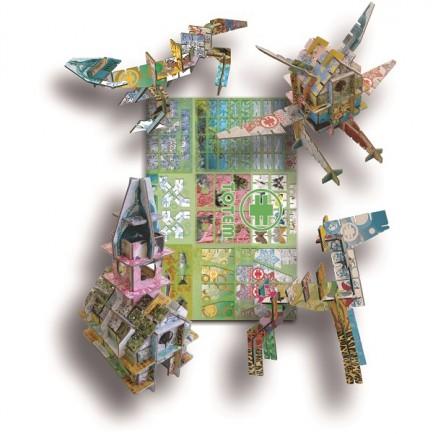 PUZZLE 3D NATURE