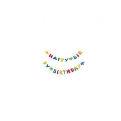 FAIXA HAPPY BIRTHDAY COM LETRAS