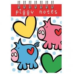 MINI BLOCO LUCKY PIG