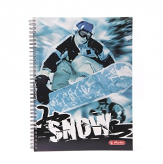 CADERNO A4 SPORT & STYLE